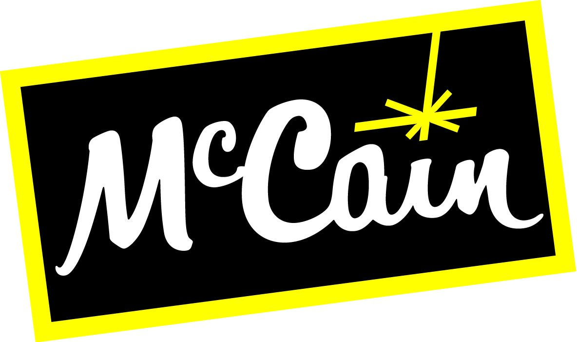 Logo McCain Foods