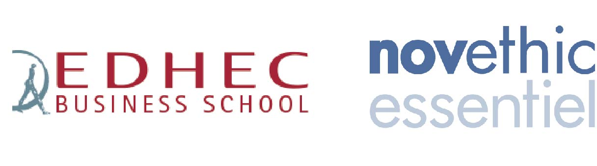 EDHEC et Novethic