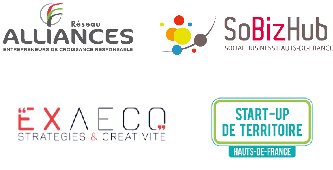 Réseau Alliances - SOBIZHUB, Exaeco et Start Up territoires